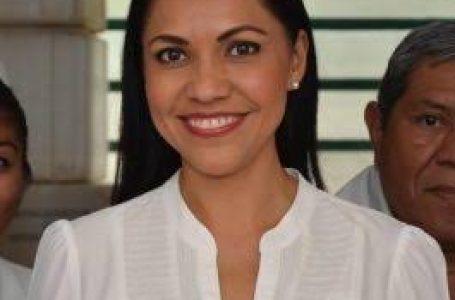 CONMINA ALEJANDRA AGUIRRE A PADRES DE FAMILIA A QUE LLEVEN A SUS HIJOS A VACUNAR CONTRA EL SARAMPIÓN