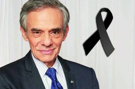 """MUERE """"EL PRÍNCIPE DE LA CANCIÓN"""" JOSÉ JOSÉ A LOS 71 AÑOS DE EDAD"""