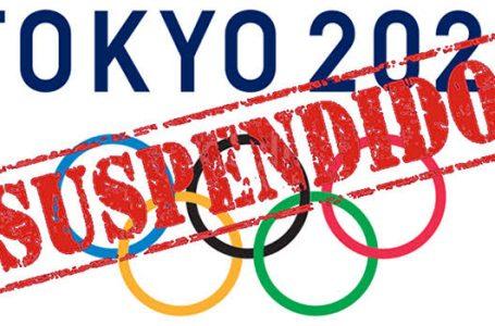 ARDERÁ LLAMA DE TOKIO HASTA 2021, APLAZAN JUEGOS OLÍMPICOS POR PRIMERA VEZ EN LA HISTORIA MODERNA