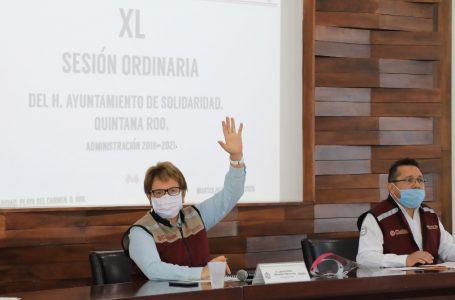 CABILDO SOLIDARENSE RESPALDA SOCIALIZACIÓN DEL PROYECTO DE MODERNIZACIÓN DE LA QUINTA AVENIDA Y PARQUE FUNDADORES