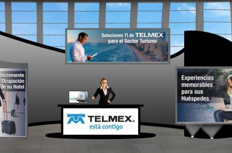 PARTICIPA TELMEX EN TIANGUIS TURÍSTICO DIGITAL 2020