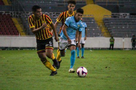TRIUNFO DE CANCÚN FC A DOMICILIO CONTRA LA UDEG LO PONEN EN 4TO LUGAR DE LA TABLA GENERAL.