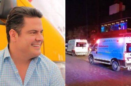 ASESINAN A EXGOBERNADOR DE JALISCO EN UN RESTAURANTE DE PUERTO VALLARTA