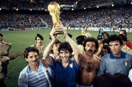 MUERE PAOLO ROSSI , HÉROE DE LA SELECCIÓN ITALIANA QUE CONQUISTÓ EL MUNDIAL DE ESPAÑA EN 1982