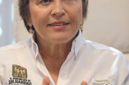 MANTIENE GOBIERNO DE LAURA BERISTAIN A PLAYA DEL CARMEN COMO DESTINO LÍDER EN PROTOCOLOS DE SALUD