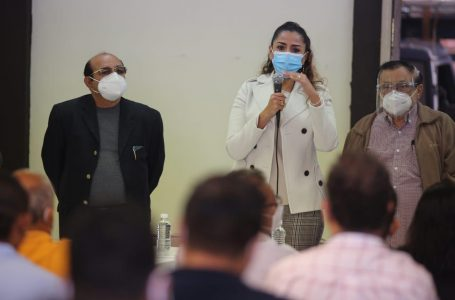 GESTIONARÁ MARYBEL VILLEGAS PARA QUE PERSONAL MÉDICO CUENTE CON EQUIPO NECESARIO PARA COMBATIR LA PANDEMIA