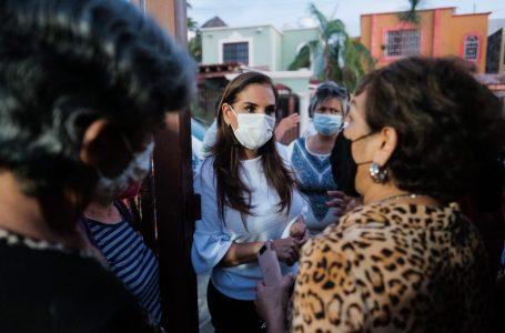GOBIERNO DE MARA LEZAMA VELA POR SEGURIDAD DE LAS MUJERES