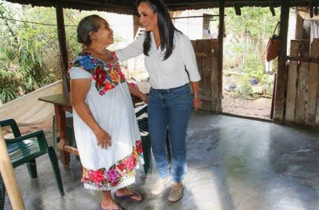 REAFIRMA GOBIERNO DE LAURA FERNÁNDEZ COMPROMISO DE PROTEGER A LOS GRUPOS MÁS VULNERABLES