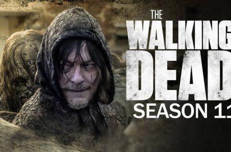 "ANUNCIA AMC FINAL DE LA SERIE ""THE WALKING DEAD"""