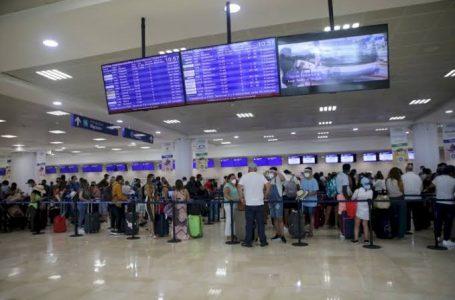 ACARICIA LAS 500 OPERACIONES EL AEROPUERTO DE CANCÚN ESTE SÁBADO