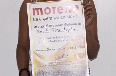 ALISTAN SESIÓN SOLEMNE EN CANCÚN , CLARA DÍAZ AGUILAR TOMARÁ POSESIÓN COMO ENCARGADA DE DESPACHO ANTE CAMPAÑA DE MARA LEZAMA