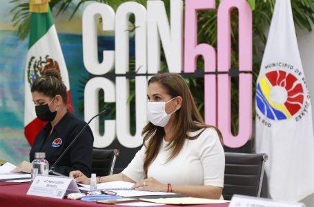 SE VA A CAMPAÑA , PIDE LICENCIA MARA LEZAMA PARA BUSCAR REELECCIÓN