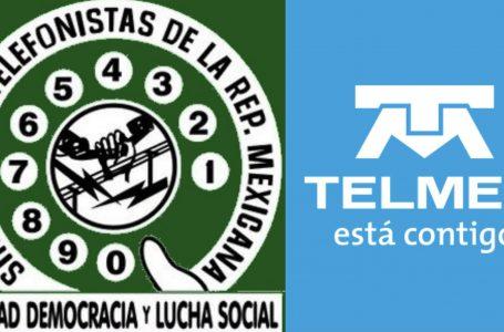 TELMEX Y STRM ACUERDAN 3.4% DE AUMENTO SALARIAL DIRECTO A TRABAJADORES Y JUBILADOS.