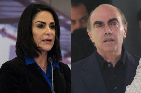 CONFIRMA LYDIA CACHO DETENCIÓN DE KAMEL NACIF EN EL LÍBANO