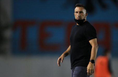 "CANCÚN FC BUSCA DT, SE VA EL ""CHACO"" GIMÉNEZ."