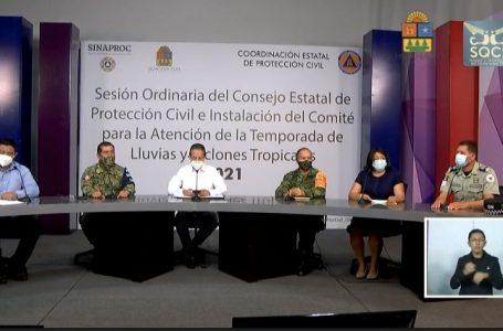 PRESIDE CARLOS JOAQUÍN INSTALACIÓN DE COMITÉ OPERATIVO PARA LA TEMPORADA DE HURACANES
